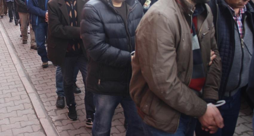 TSK'daki FETÖ operasyonunda 23 tutuklama