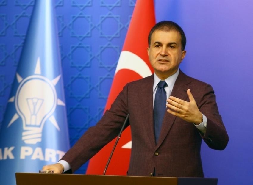 """""""Türkiye herhangi bir ülkenin veya bölgenin mülteci kampı değildir, insan deposu değildir"""""""