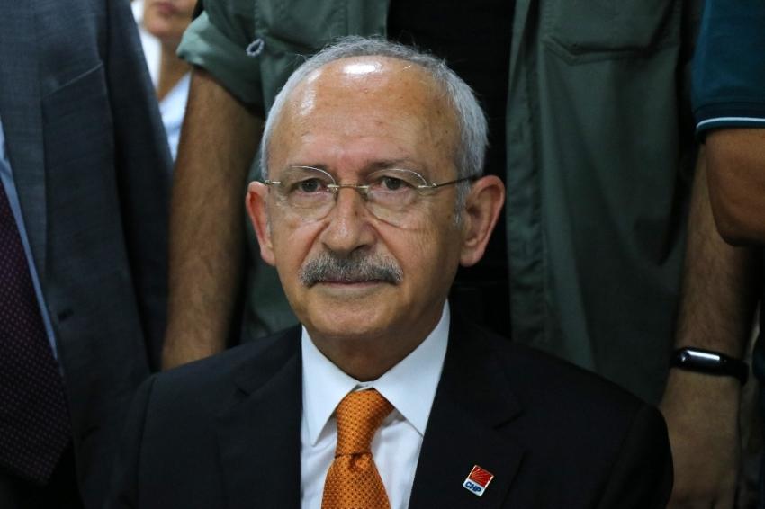 """CHP Genel Başkanı Kılıçdaroğlu: """"Bizimde çok kabahatimiz, kusurumuz var"""""""