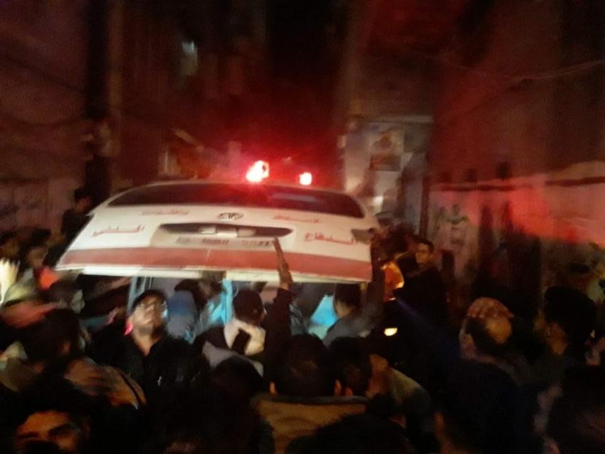 Gazze'de bir evde patlama: 1 ölü, 3 yaralı
