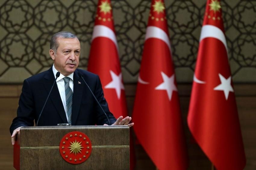 Erdoğan, KKTC Başbakanı Tatar ile telefonda görüştü