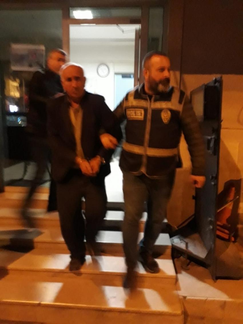 Mustafakemalpaşa'da çaldı, Bursa'da yakalandı