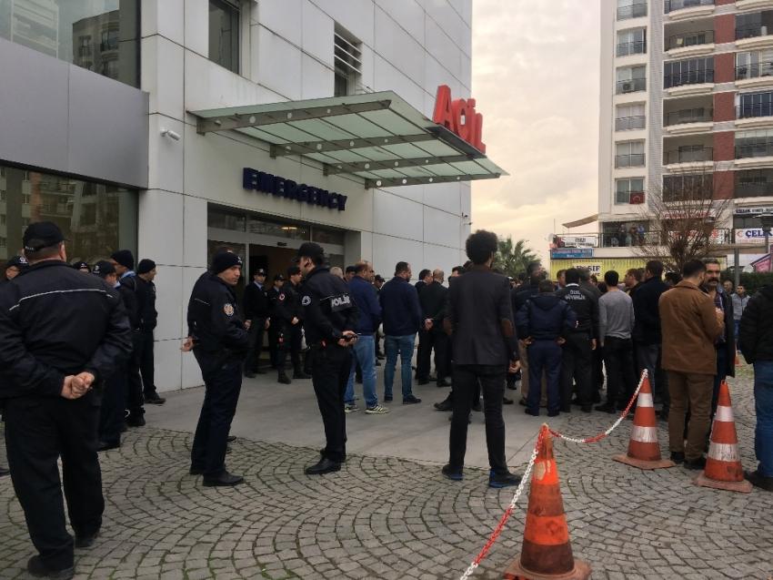 Gözaltı için gelen polise saldırdılar: 3'ü polis 4 yaralı