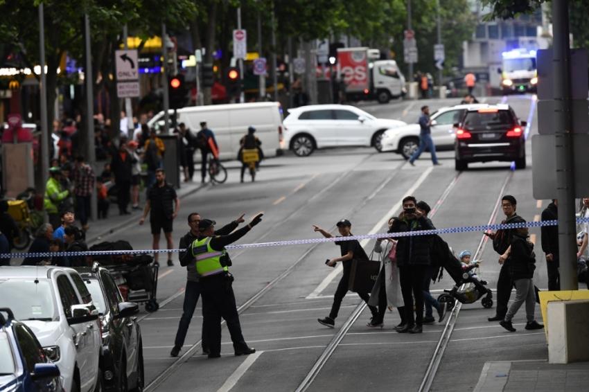 Avustralya polisi terörle mücadele soruşturması başlattı