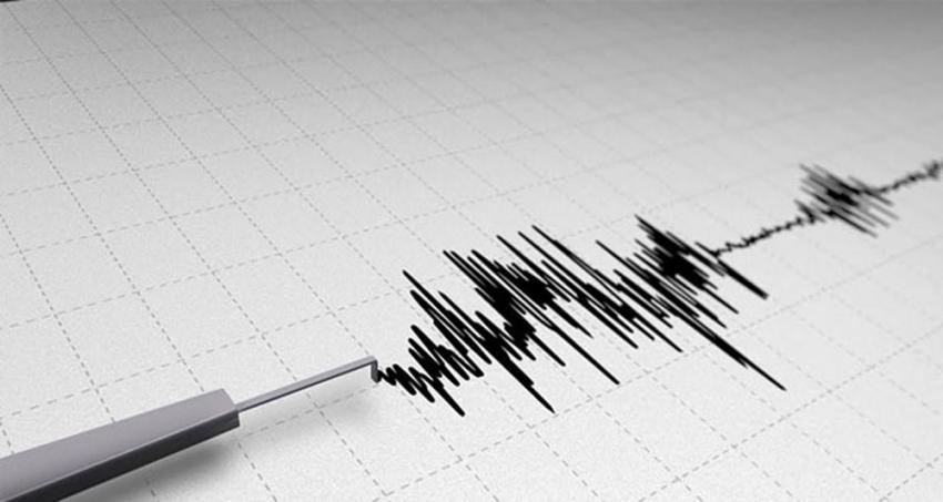 Bursa'da gece 3.0 büyüklüğünde deprem...