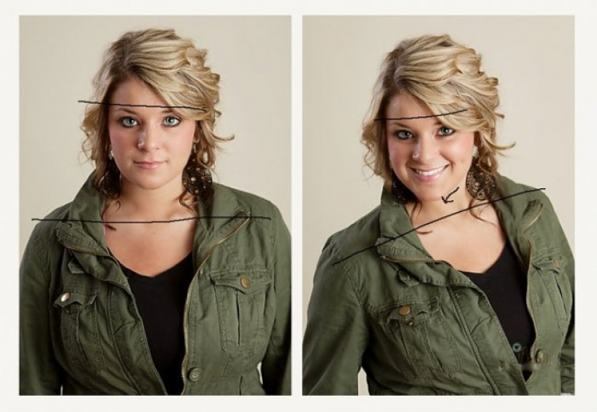 Fotoğraflarda daha güzel çıkmak için yapmanız gereken 6 basit şey