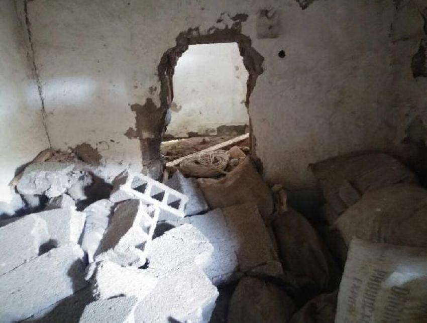 Yüksekova'da bir PKK tüneli daha