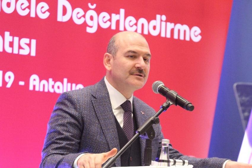 Türkiye uyuşturucuyla mücadelede AB'yi geride bıraktı
