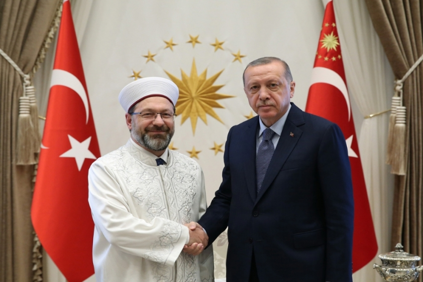 Cumhurbaşkanı Erdoğan kurban bağışında bulundu