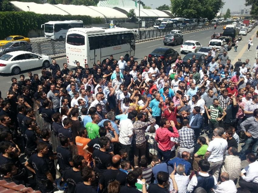 Ankara karıştı: 1 ölü !