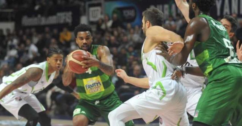 Basketbolda Bursa Derbisi