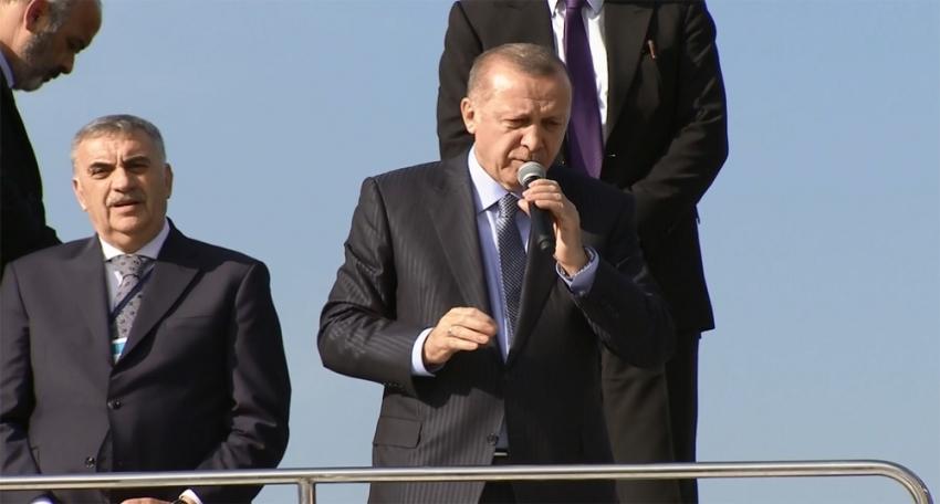 """""""4-5 kilometre kaldı, Afrin'e giriyoruz"""""""