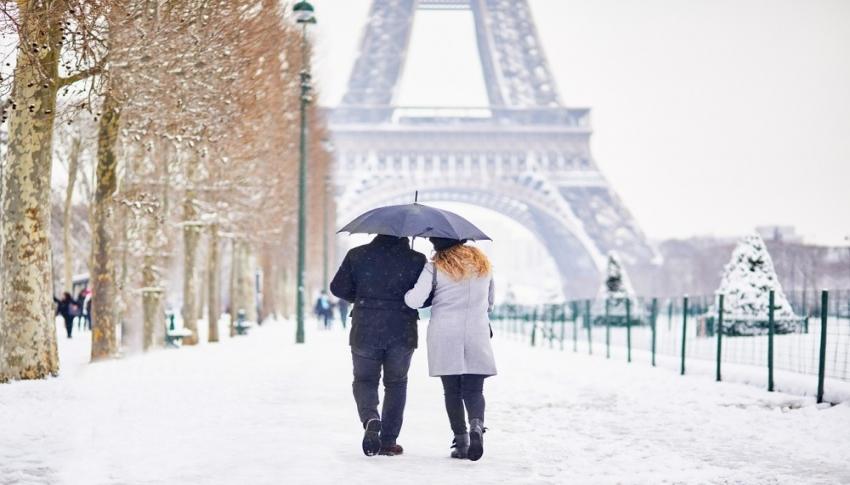 Sevgililer günü için aşk dolu rotalar