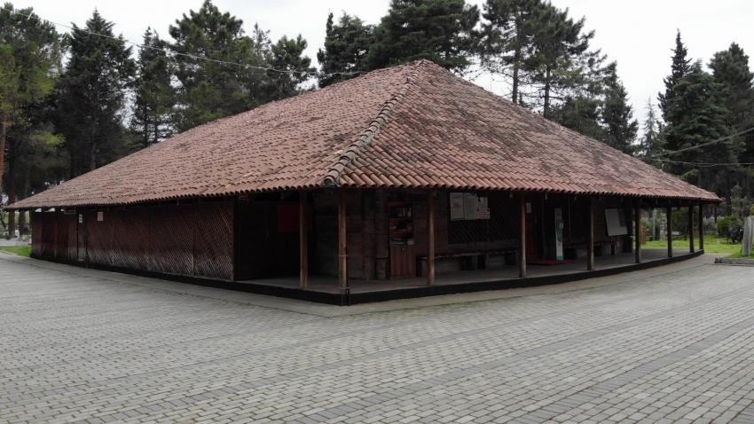 Japonların hayran kaldığı cami
