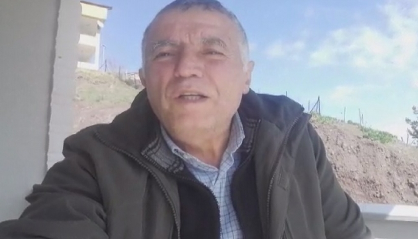 Ailesinden 10 kişi Koronaya yakalanan yaşlı adam, koronayı yendi