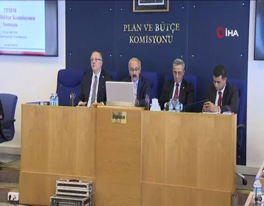 Plan ve Bütçe Komisyonu toplandı
