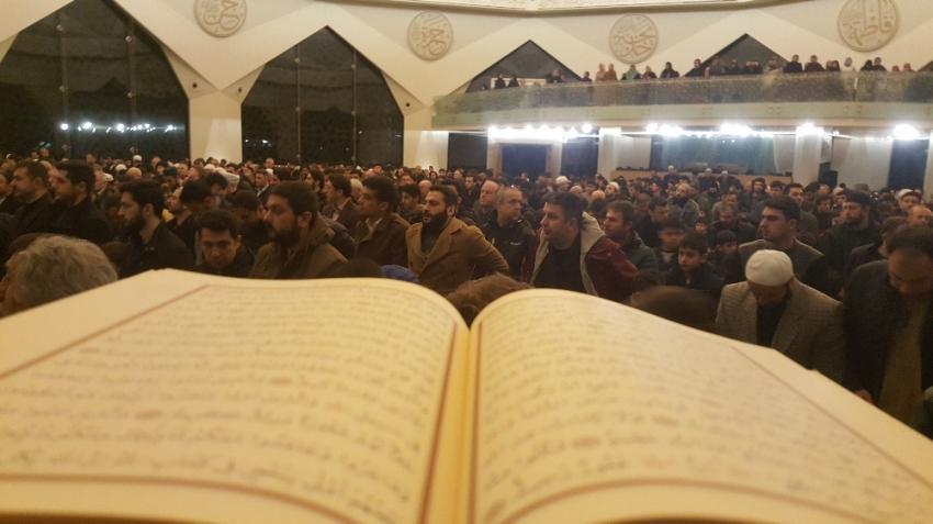 7'den 70'e Afrin'deki Mehmetçik'e dua