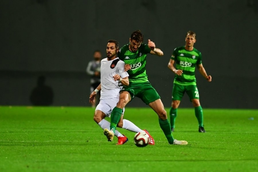 Bursaspor'da sezon başlangıcı sendromu!