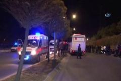 3 işçi servisi çarpıştı: 21 yaralı