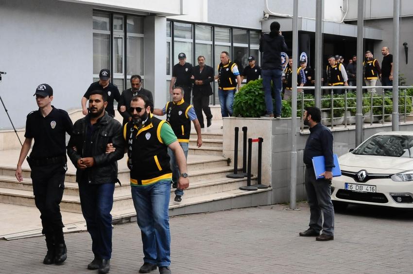 Bursa'daki düğünde 3 kişi öldürülmüştü