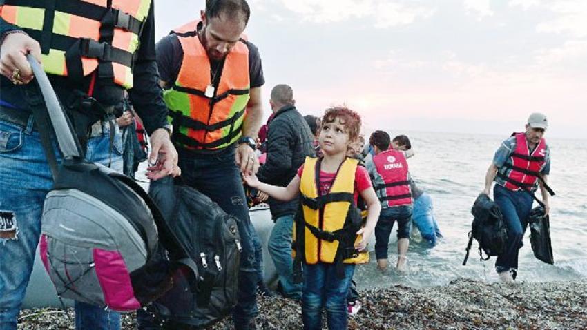 Türkiye sığınmacı rekortmeni oldu