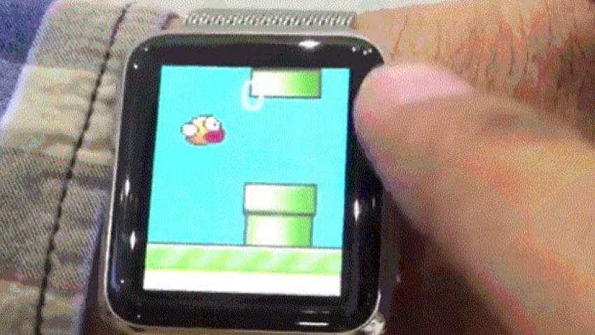 Apple Watch'u hack'lediler