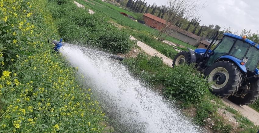 Bursa'da 3 milyonluk proje ile su taşımaya son