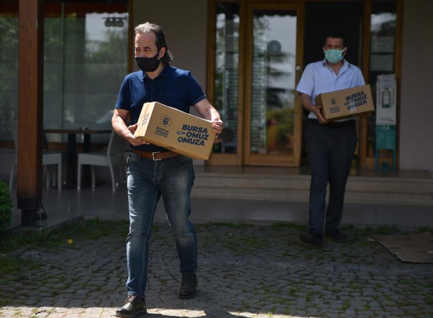 Bursa Büyükşehir'den Çölyak hastalarına özel destek