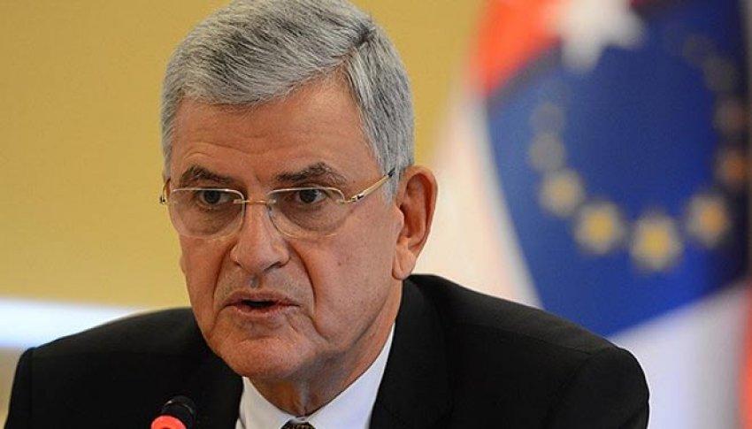 Volkan Bozkır'dan KKTC açıklaması