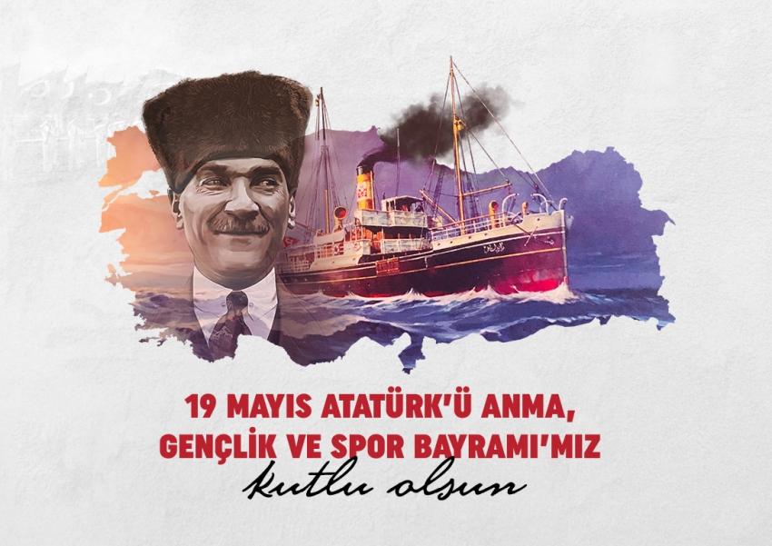 Bursa'da 19 Mayıs'a coşkulu kutlama