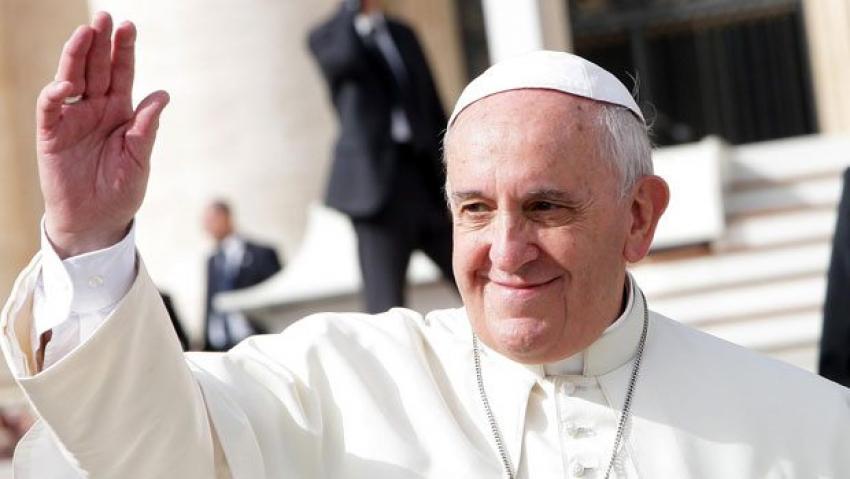 Papa 'soykırım' yerine bakın ne dedi?