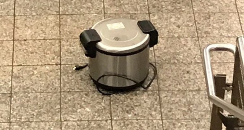 New York'ta metro istasyonunda şüpheli paket paniği