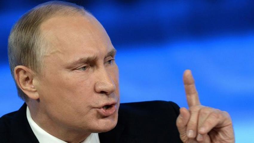 Putin'den tehdit gibi açıklama!