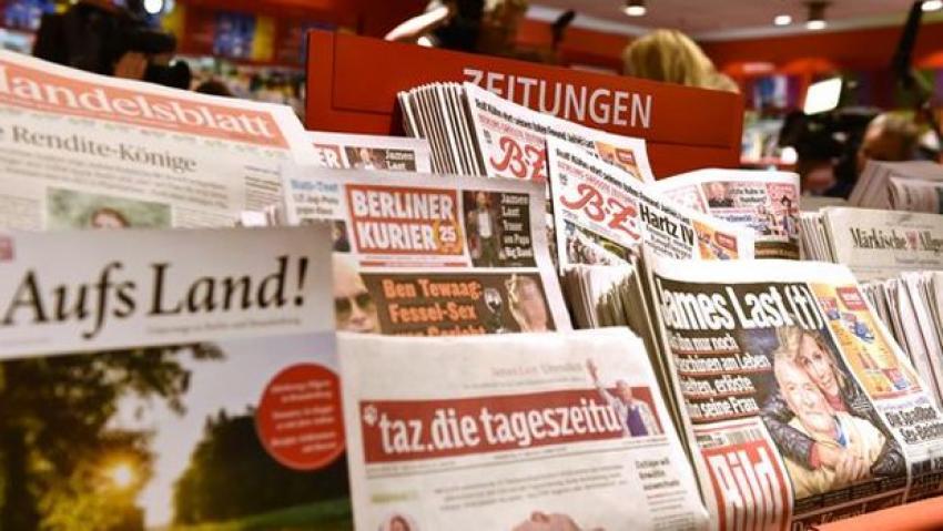 Almanlar kendi medyasına güvenmiyor
