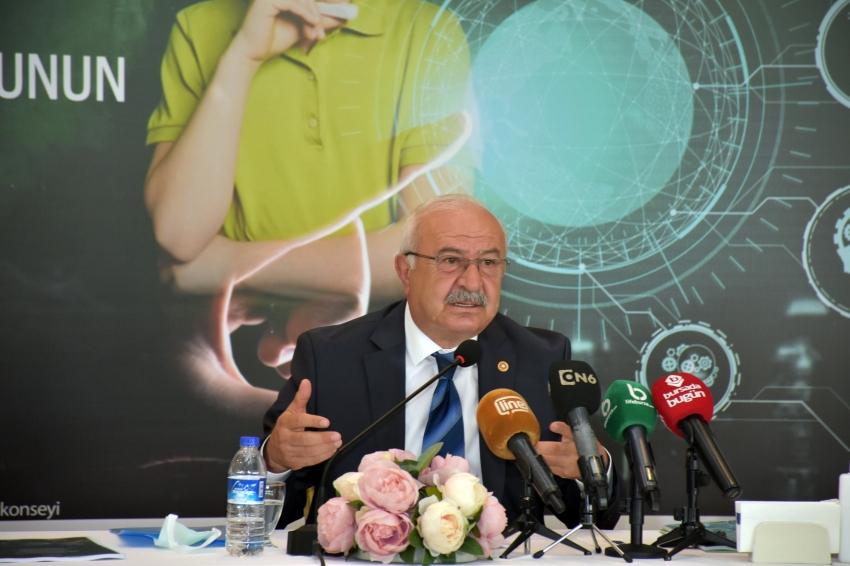 Bursa'da özel çocuklara tam zamanlı eğitim önerisi