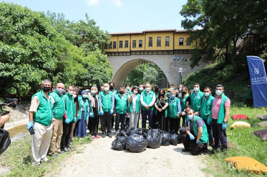Bursa'da Çevre Haftası etkinlikleri