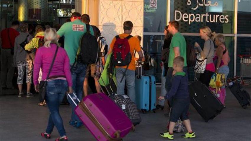 Turistler Tunus'tan kaçıyor