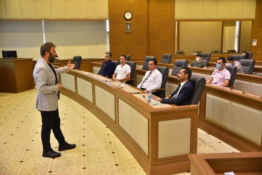 Bursa'da insansız dünya eğitimi