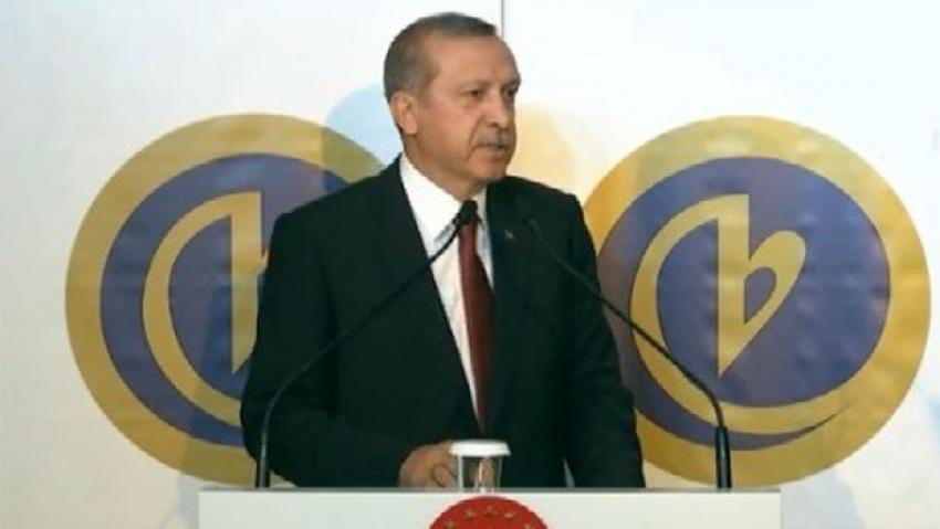 """Erdoğan """"O Zat""""a sert çıktı!"""