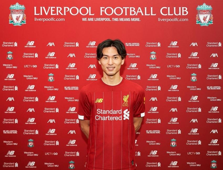 Liverpool, Takumi Minamino'yu transfer etti