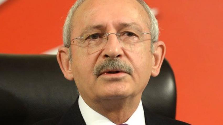 Kılıçdaroğlu'ndan Suriye uyarısı