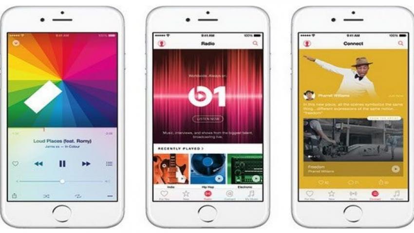 Apple dün akşam bombayı patlattı