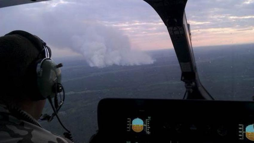 Çernobil'de büyük tehlike