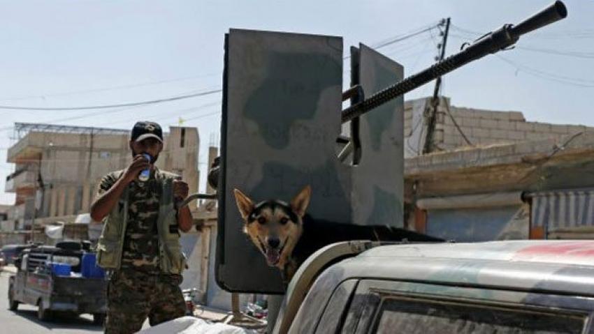 Tel Abyad'ın kontrolü tamamen YPG'de