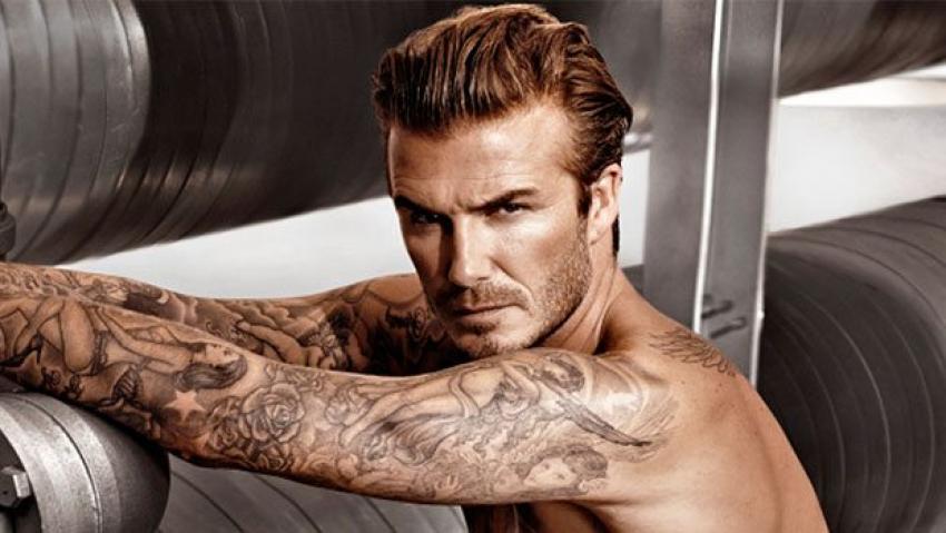 David Beckham'ın yeni dövmesi hayranlarını ikiye böldü