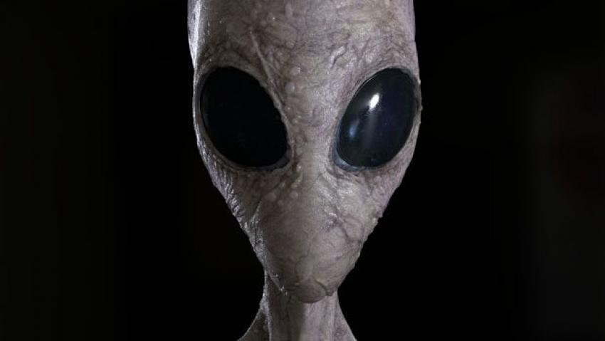 Uzaylı, insana benziyor!