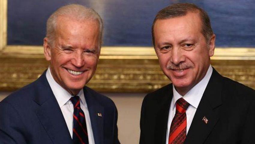 Erdoğan ve Biden'dan sessiz temas