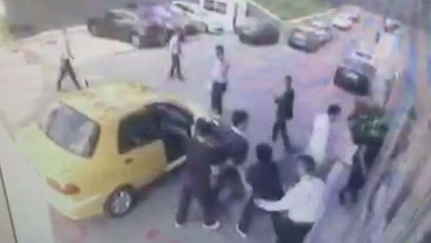 Etiler'de silahlı saldırı! 5 yaralı