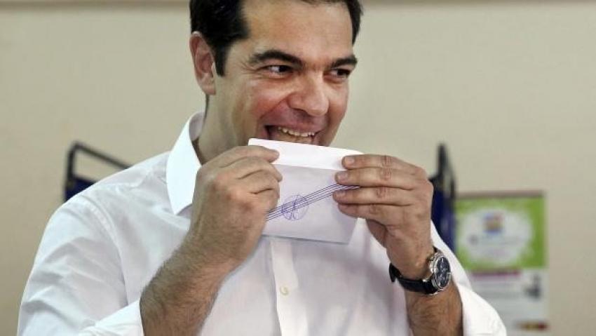 Yunanistan'da oy verme işlemi sona erdi