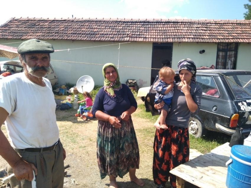 Denizli'de aile dramı
